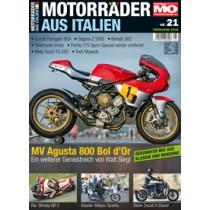 Motorräder aus Italien Ausgabe 21