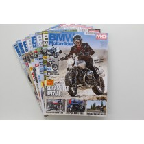 BMW Motorräder Geschenk-Abo Ausland (24 Monate)