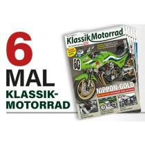 6mal Klassik Motorrad
