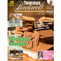 Tommys Backwelt 01/2018